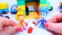 Мультфильм Фиксики 7 серия. Дедус, Симка и Нолик собирают кабриолет. Развивающие мультики.