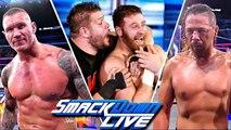 WWE Smackdown 17 October 2017 Full Show HD - WWE Smackdown 17/10/2017 Highlights HD[Aj Styles Challenges Jindar Mahal,Kevin Owens & Sami Zayn Vs Randy Orton & Sinsuke Nakamura]