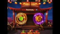 Fruit Ninjas 5th Anniversary- ANNIVERSARY TOURNAMENT, NEW MINI GAMES, GOLDEN EMBER BLADE