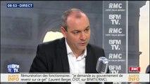"""""""Oui"""", le gouvernement prépare un projet de """"bonus/malus"""" pour les CDI et CDD, selon Laurent Berger"""