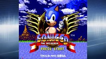 Loquendo - Carrera en Sonic CD, Sonic vs Metal Sonic - HD 720p