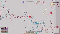 Diep.io - Team Epic Survival In Tag Mode w/ Diepio Epic ComeBack #4