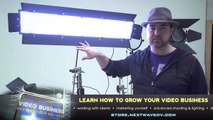 DVTV - LED Lighting for Filmmaking & Video Production