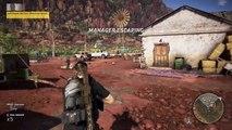 GHOST RECON WILDLANDS GAMEPLAY - (Tom Clancy)