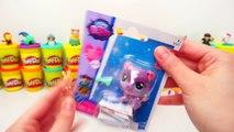 Rengarenk Gökkuşağı Dev Sürpriz Yumurta Oyun Hamuru ; Cicibiciler Tsum Tsum Minişler My Little Pony