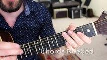 Easy Beginner Guitar Songs - Knocking on Heavens Door By Bob Dylan