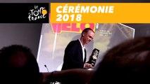 Cérémonie de présentation - Tour de France 2018