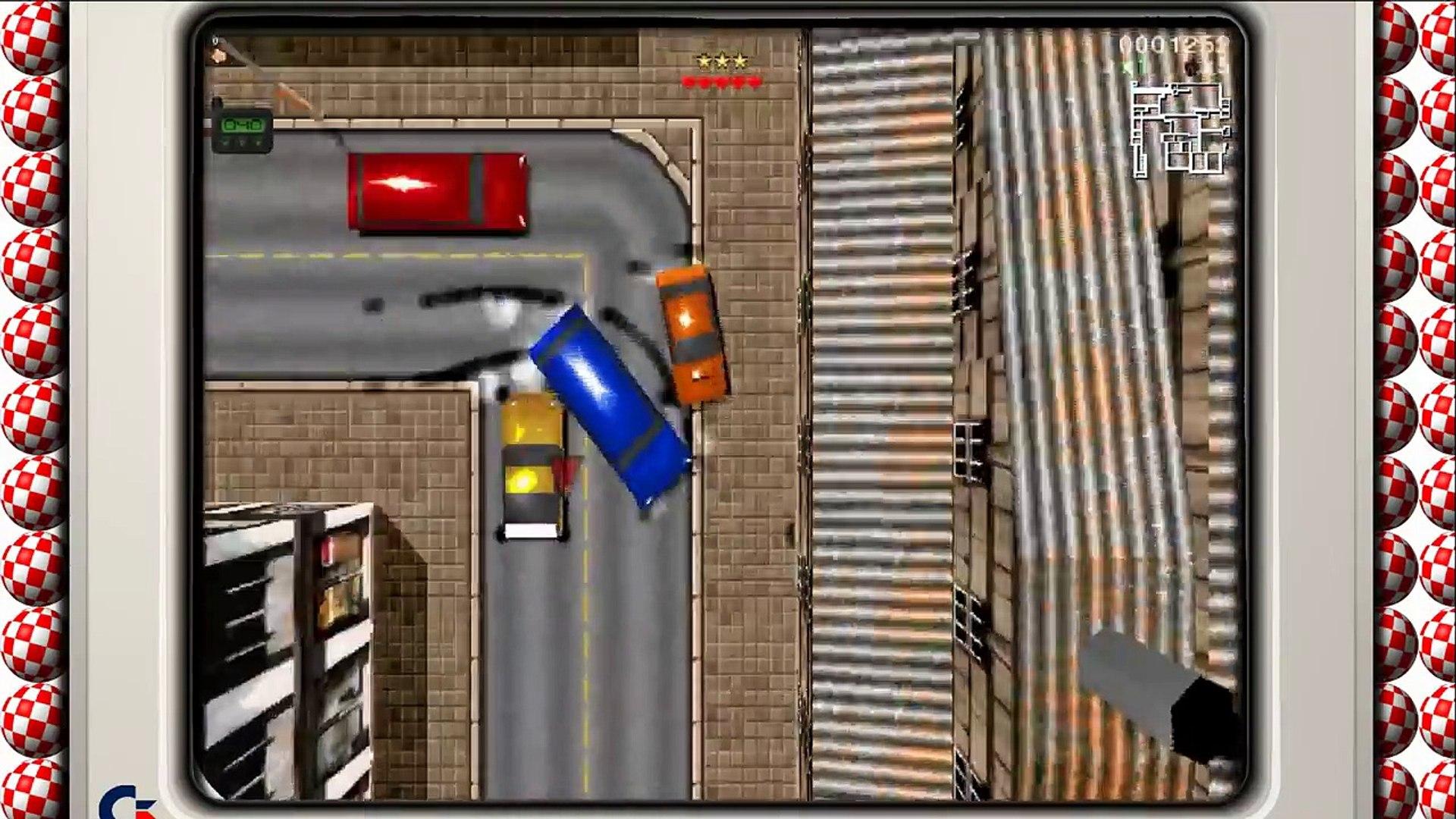 Grand Theft Auto on the Amiga!! Payback [Quick Play]   Nostalgia Nerd