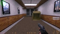 Counter-Strike: Condition Zero gameplay with Hard bots - Office - Counter-Terrorist (Old - 2014)