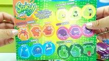 SQUISHY GANG DIRAMIX - bustine in edicola per bambini - la collezione più buffa e pazza che si sia