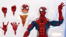Spiderman Toys Action Figures BIG TIME Spider-Man | Hobgoblin Spider Man Legends Toypals.tv