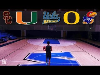 Jules Bernard - College Announcement Video