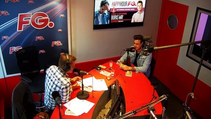 BORIS WAY en interview sur FG