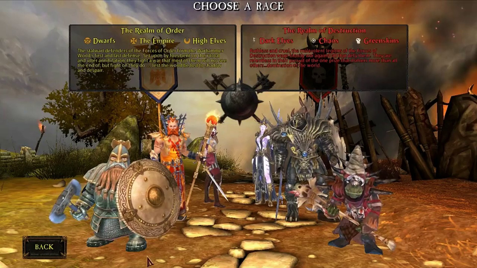 Beginners Guide, What Class Should I Play As? Warhammer Online Return of Reckoning