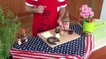 BEST grilled chicken wings with BUFFALO sauce - amazingly good recipe!
