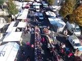 Le marché du dimanche de Cosne-Cours-sur-Loire