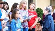 Concert de l'école de musique de Mèze - Atelier chant parents-enfants et musique traditionnelle