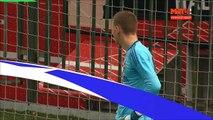 2-3 Afimico Pululu Goal UEFA Youth League  Group A - 18.10.2017 CSKA Moscow Youth 2-3 FC Basel Youth