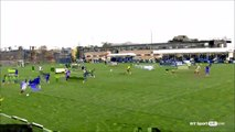 0-2 Lorenzo Valeau Goal UEFA Youth League  Group C - 18.10.2017 Chelsea FC Youth 0-2 AS Roma Youth