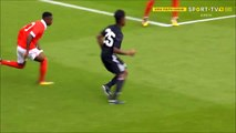 2-1 Joshua Bohui Penalty Goal UEFA Youth League  Group A - 18.10.2017 SL Benfica Youth 2-1 Man...