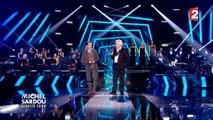 """Dernier Show avec Michel Sardou - Florent Pagny et Michel Sardou interprètent """"Le France"""""""