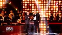 """Dernier Show avec Michel Sardou - Charles Aznavour et Michel Sardou interprètent """"Je me voyais déjà"""""""