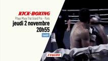 Kickboxing - Pitaya Muay Thaï Grand Prix : Pitaya Muay Thaï Grand Prix Bande Annonce