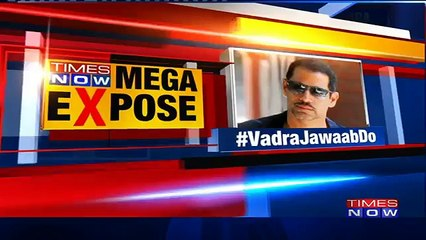 Mukhtar Abbas Naqvi, Union Minister On Robert Vadra's Links With Arms Dealer Sanjay Bhandari