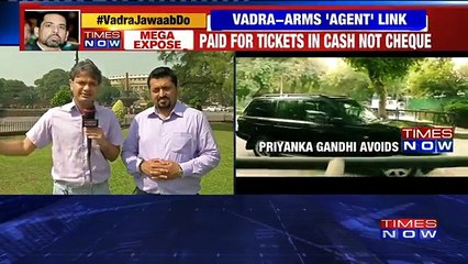 Sanjay Bhandari, Arms Dealer 'Admits' Ties With Gandhi Son-In-Law Robert Vadra
