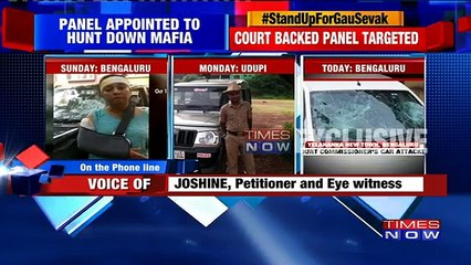 After 'Gau Sevak' Nandini, Court Backed Panel Attacked In Karnataka