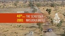 40th edition - N°2 - The battle Schlesser / Masuoka - Dakar 2018