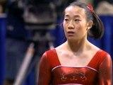 Tabitha Yim - Vault 1 - 2001 U.S. Gymnastics Championships - Women - Day 2