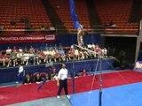 Scott Keswick - High Bar - 1996 U.S. Gymnastics Championships - Men