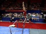 Amanda Borden - Uneven Bars - 1996 U.S Gymnastics Championships - Women