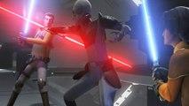 Star Wars Rebels Top 5 Lightsaber Fights