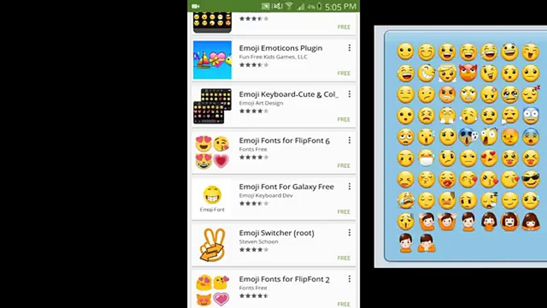 iOS 8 Emojis for Android Lollipop HTC and Samsung NO ROOT- DIY Conspiracy