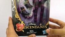 Disney Descendants-Descendientes Mal doll review en español