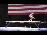 Olivia Trautman  - Balance Beam - 2016 P&G Gymnastics Championships – Sr. Women Day 1