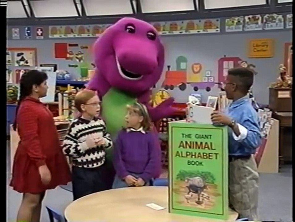 Barney & Friends_ The Alphabet Zoo