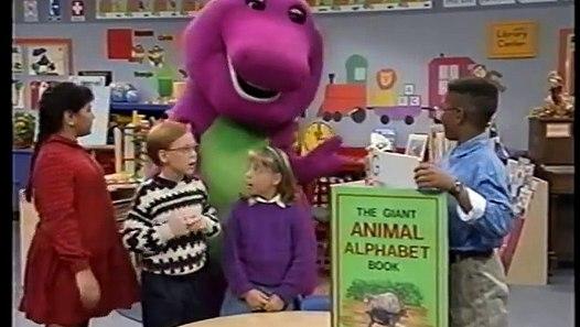 Barney & Friends_ The Alphabet Zoo