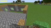 ДОМ С ЛОВУШКОЙ ОТ ГРИФЕРОВ!! Как построить красивый дом в майнкрафте ?