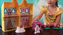 Peppa Pig: Princess Peppa Pig Story: Peppa Pig Enchanting Tower and Dragons Toy Sets: Sir George