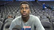 Basket - NBA - Knicks : Ntilikina «Un match comme un autre»