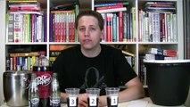 Dr Pepper Blind Tasting (HFCS, Imperial Sugar, Dublin) (Soda Tasting #66)