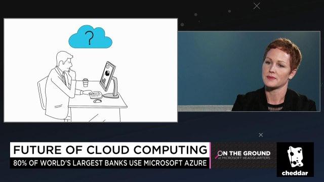 Microsoft's Julia White: We Spend $1 Billion a Year on Cybersecurity