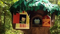 New Daniel Tigers Neighborhood Ride at Idlewild Park (Old Mister Rogers Neighborhood)