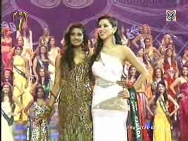 Miss Earth 2007 - Coronation
