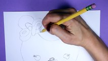 ★How To Draw Num Noms: Minty Swirl★ Learn How To Draw Num Noms, Drawing Num Noms Special Edition