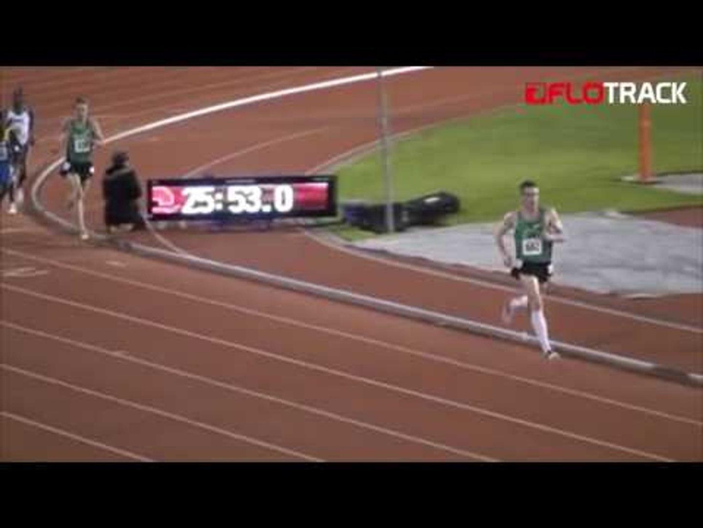 Chris Solinsky Sets 10K American Record, 26:59 At Payton Jordan (2010)
