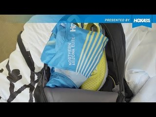 HOKA HACKS: 24 Hours Before Race Day with Ben Bruce